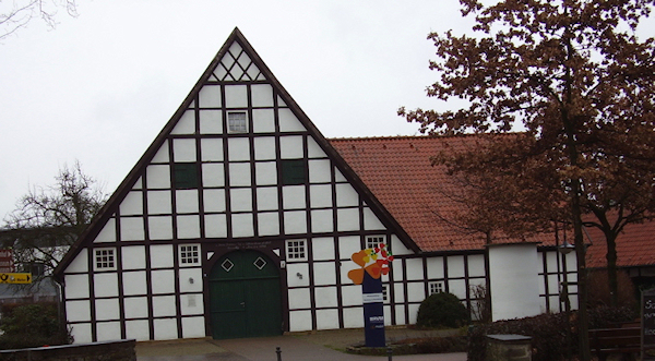 Mettingen - Schultenhof
